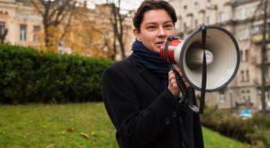 Украинский интерсекс активист Сольдаду Ковалисиди рассказал об активизме и пересечении транс- и интерсекс-опыта