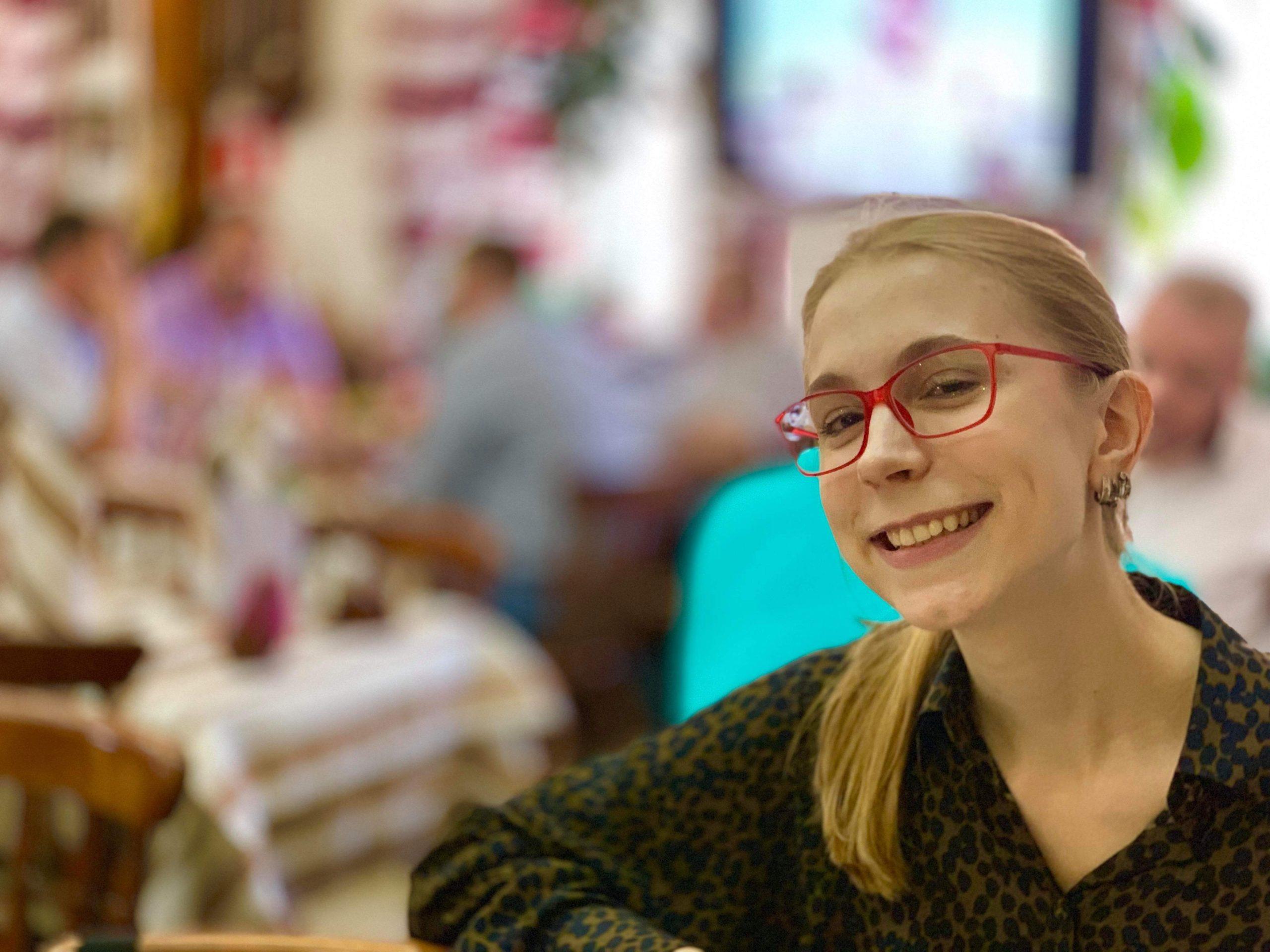 Соосновательница «Intersex Russia» Ирина Куземко рассказала о том, что значит быть правозащитницей в России