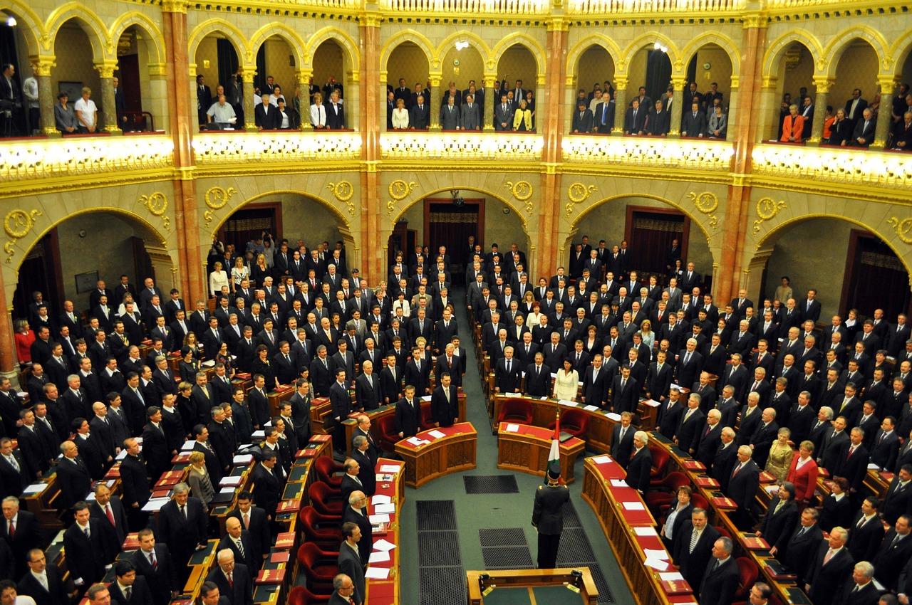 В Венгрии запретили юридическую смену пола людям с НФП